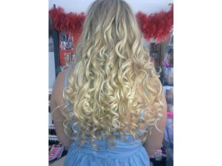 $395 Russian Hair Extensions Gold Coast