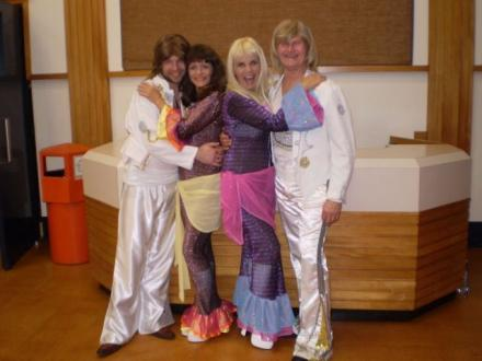 Abba Salute Tribute Showband