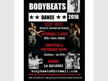 Bodybeats - Dance Fusion (Southport)