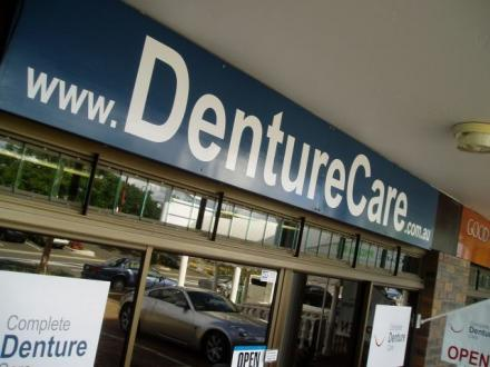 Complete Denture Care