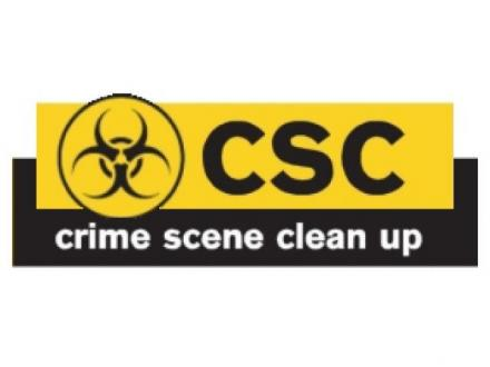 CRIME SCENE CLEAN UP
