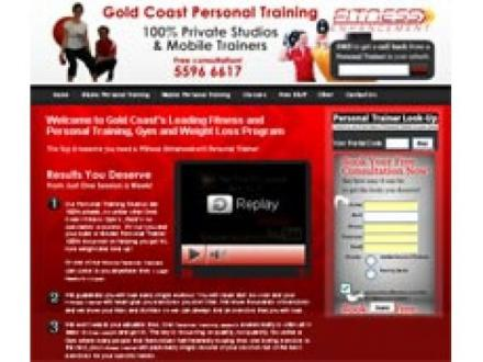 Fitness Enhancement Personal Training Studios