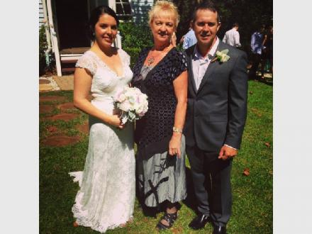 Joanne DeRome Marriage Celebrant - Forever Together Weddings Gold Coast