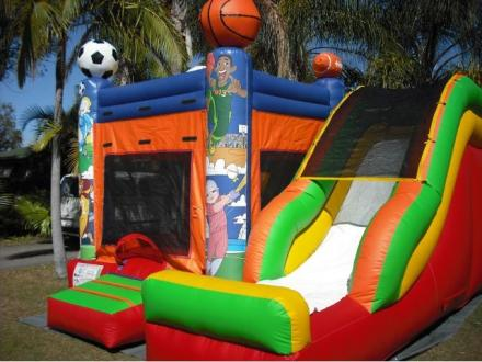 Pumpin Jumpin Castle Hire